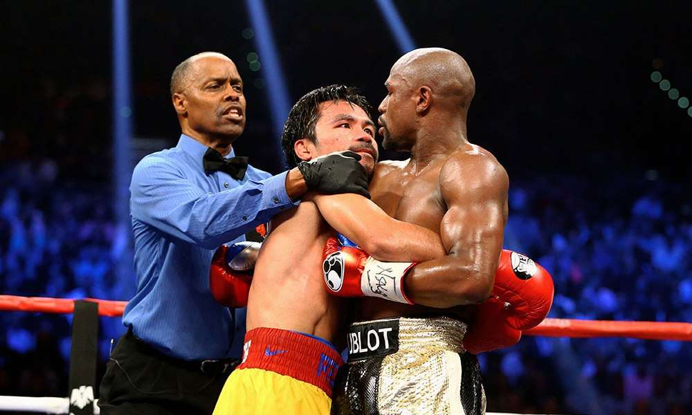 Floyd Mayweather confirma revancha contra Manny Pacquiao