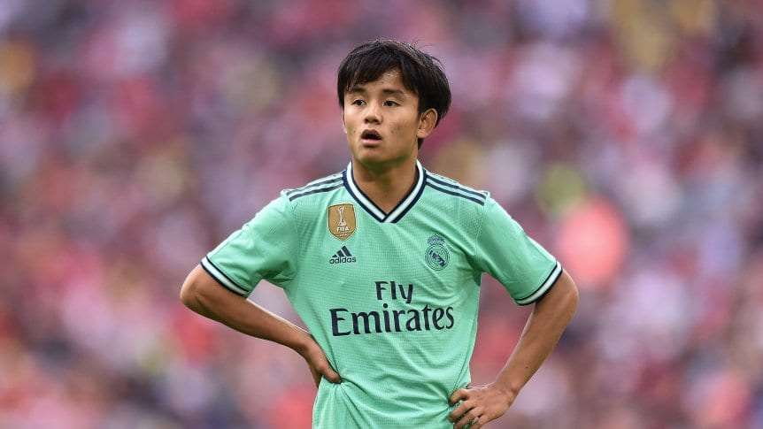 Real Madrid | ¡Se define el futuro de Takefusa Kubo!